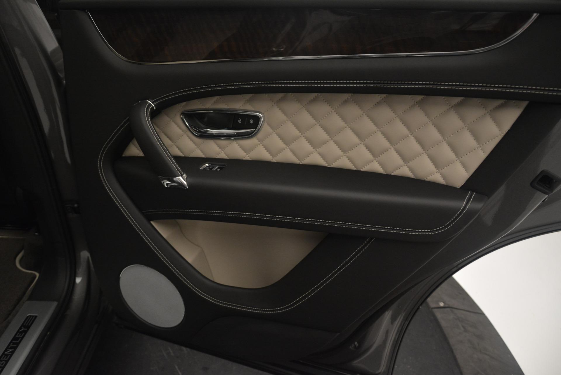 Used 2018 Bentley Bentayga W12 Activity