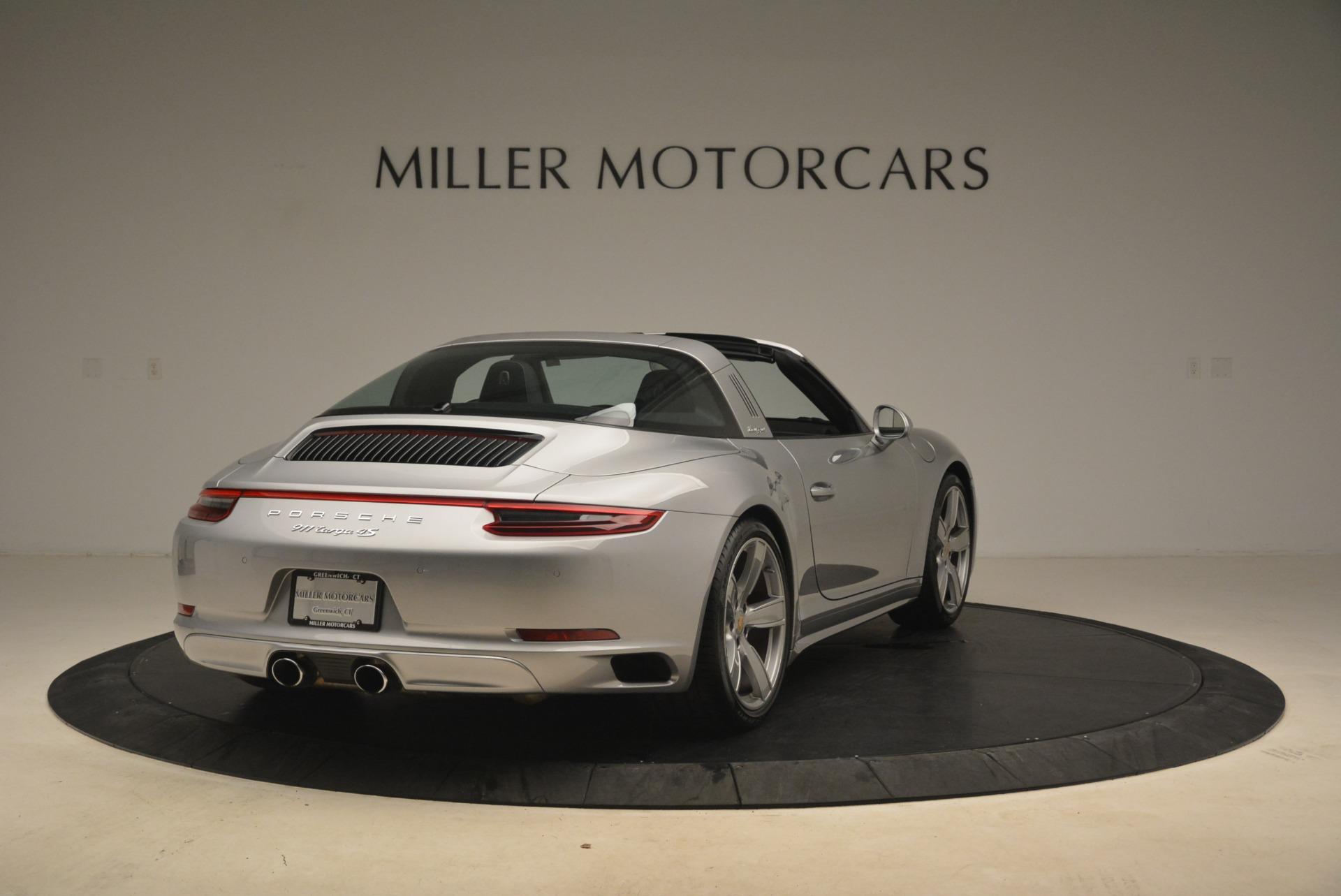 Used 2017 Porsche 911 Targa 4S