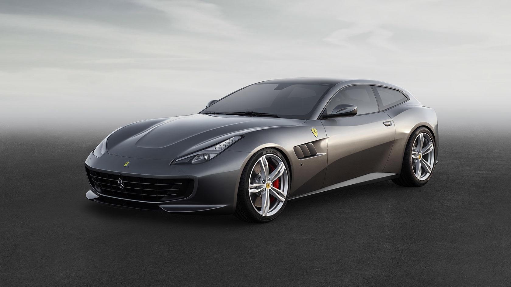 New 2020 Ferrari GTC4LUSSO  | Greenwich, CT