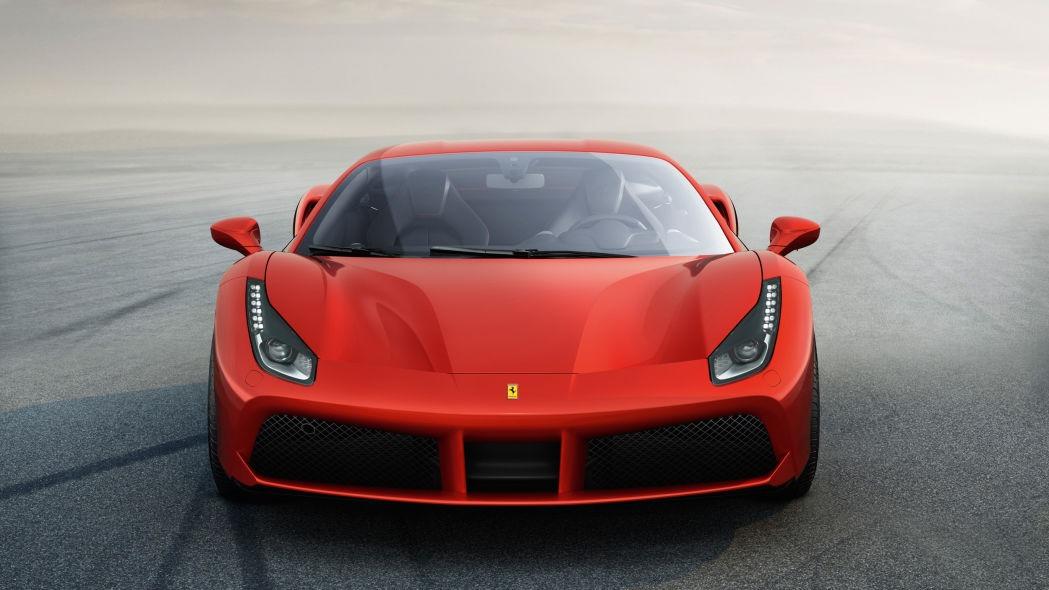 New 2019 Ferrari 488 GTB