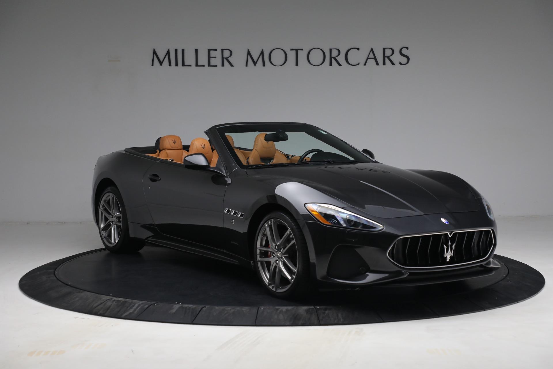 Used 2018 Maserati GranTurismo Sport