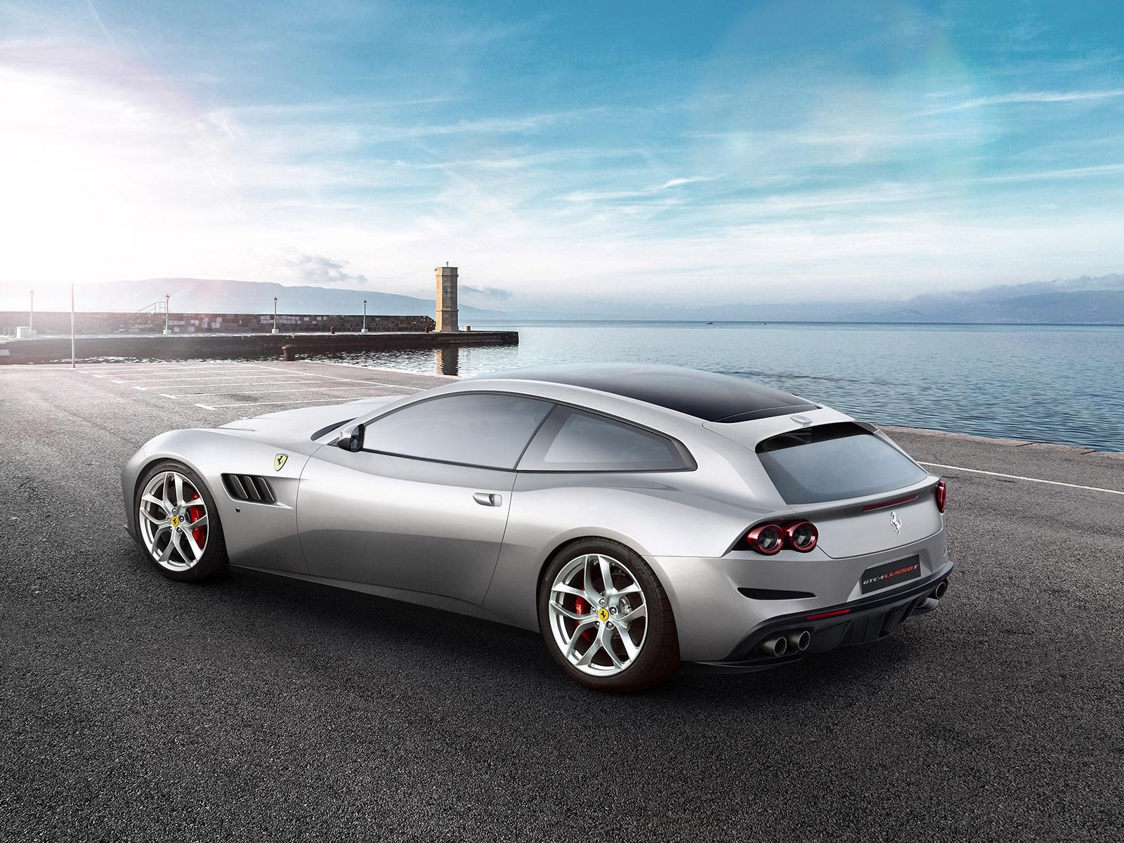 New 2020 Ferrari GTC4LussoT V8