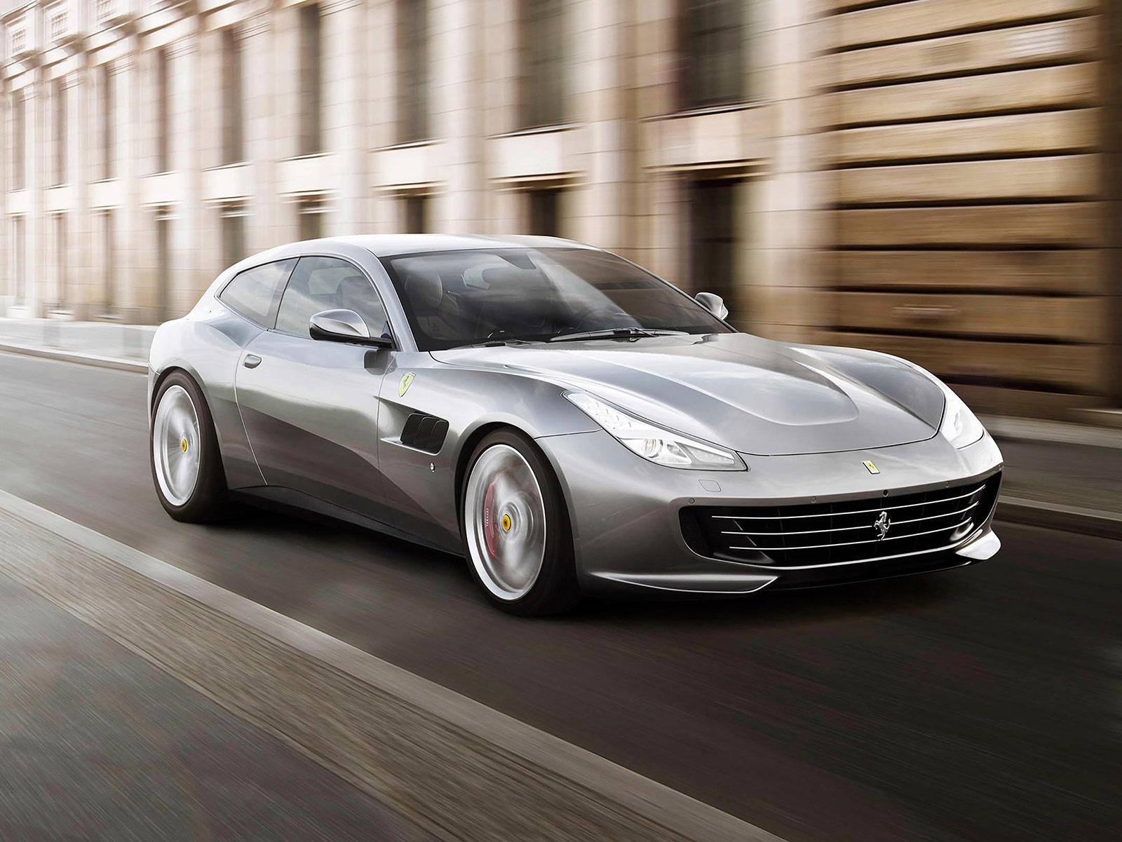New 2019 Ferrari GTC4LussoT V8