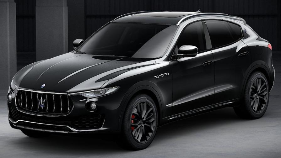 New 2018 Maserati Levante SQ4 GranSport Nerissimo | Greenwich, CT
