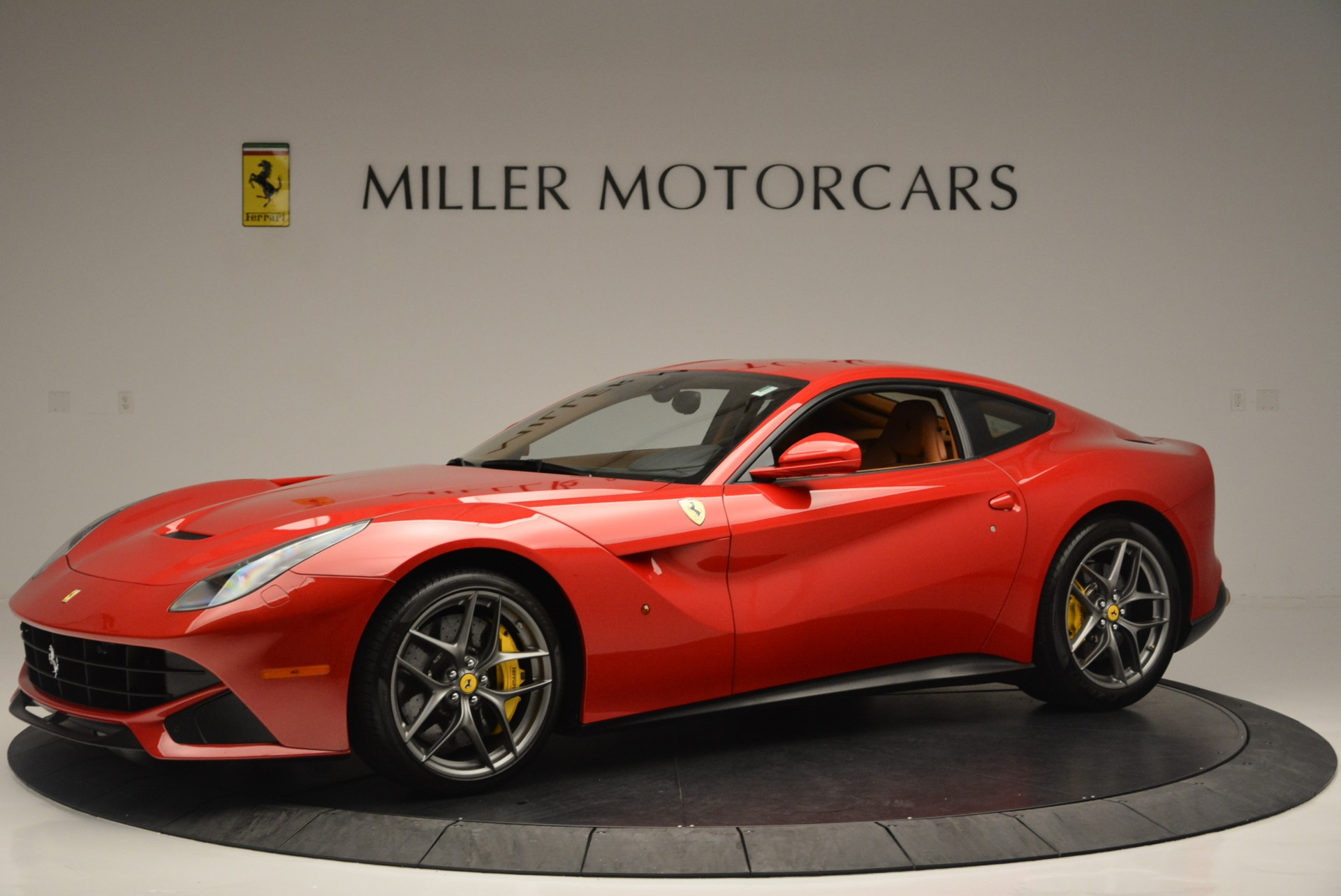 Used 2014 Ferrari F12 Berlinetta