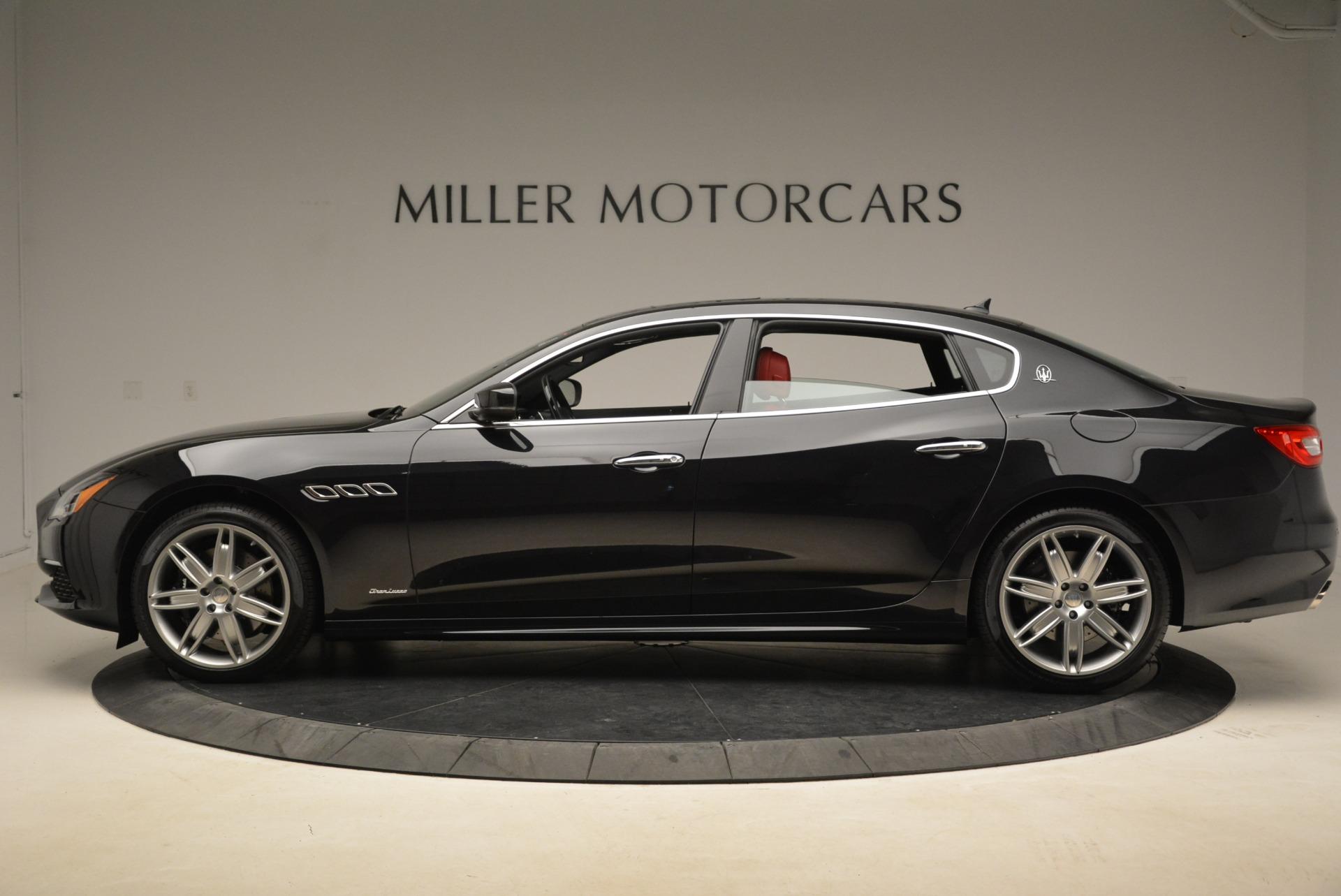 New 2018 Maserati Quattroporte S Q4 GranLusso