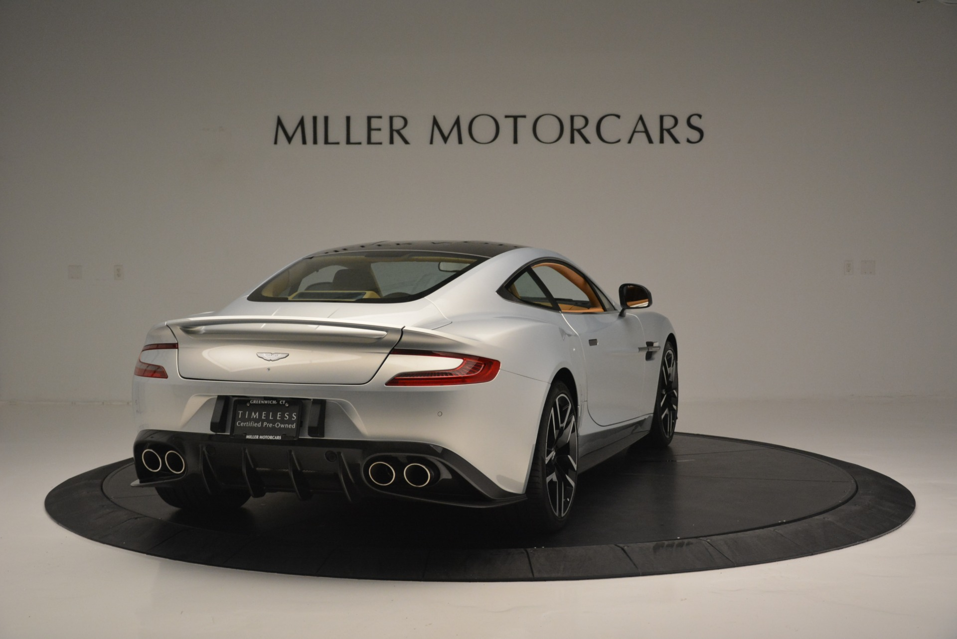 Used 2018 Aston Martin Vanquish S Coupe