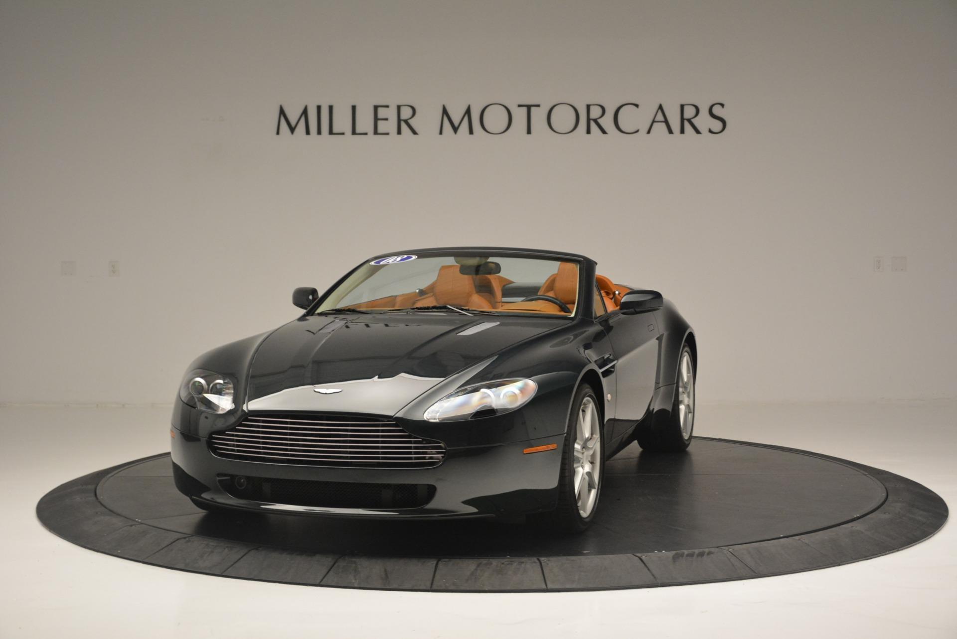 Used 2008 Aston Martin V8 Vantage Roadster | Greenwich, CT