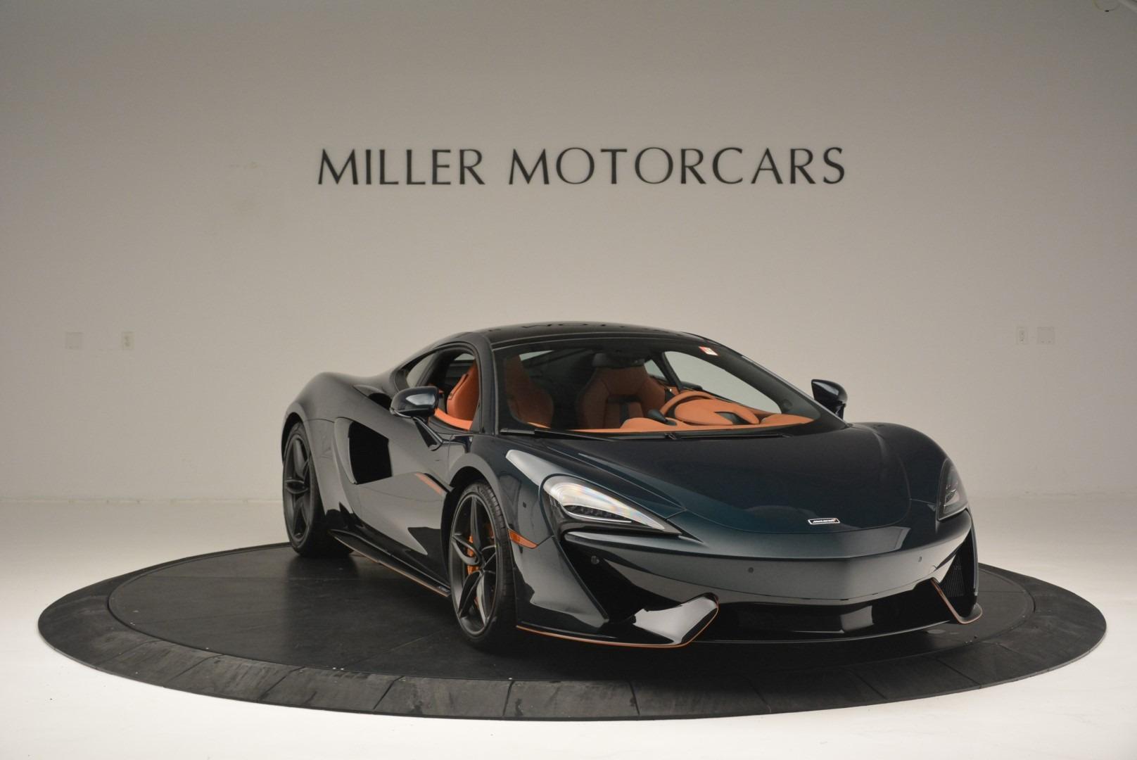 New 2018 McLaren 570GT Coupe