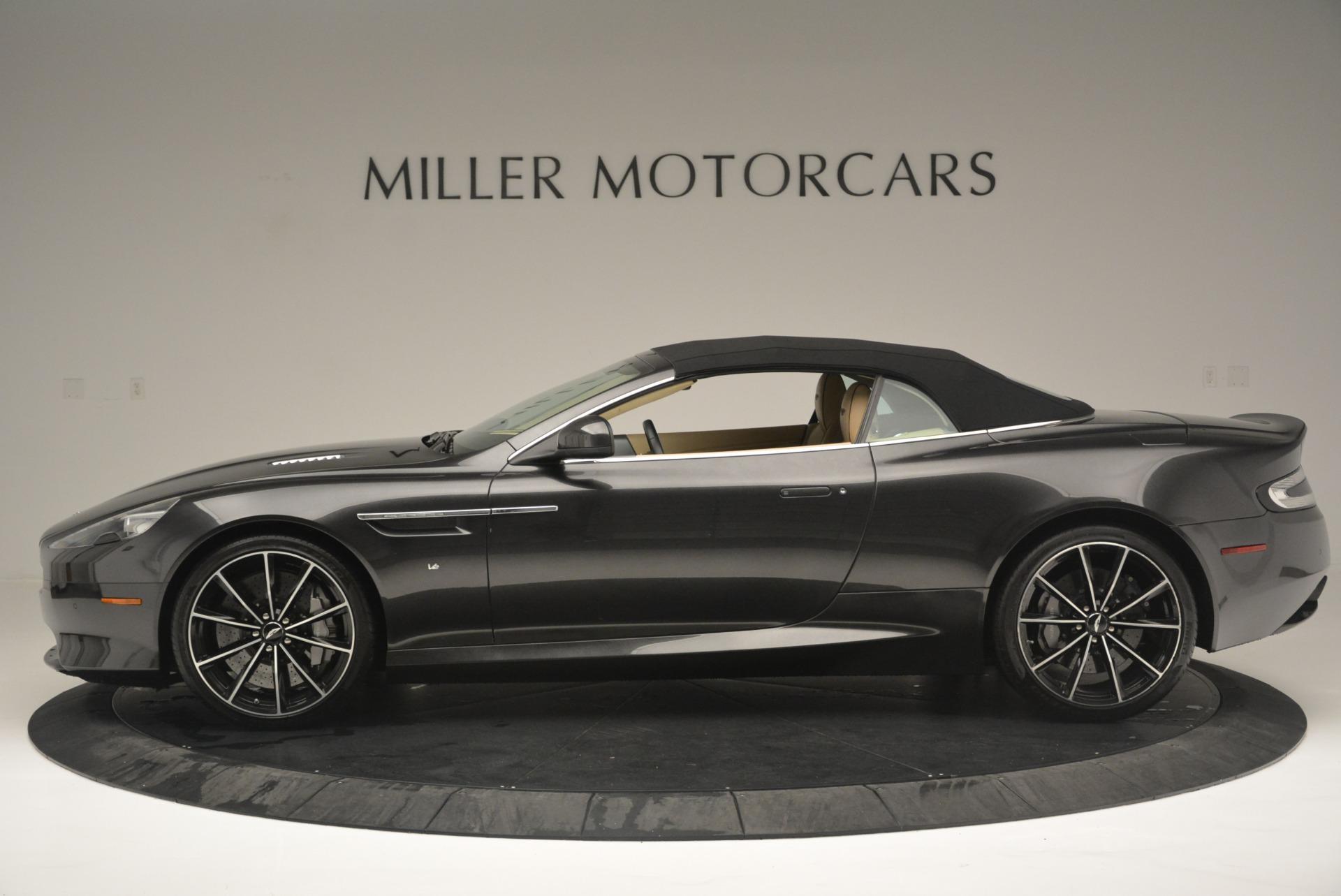 Used 2016 Aston Martin DB9 GT Volante