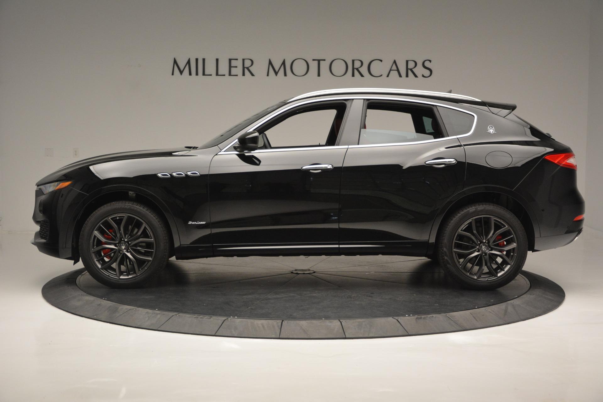 New 2018 Maserati Levante Q4 GranLusso