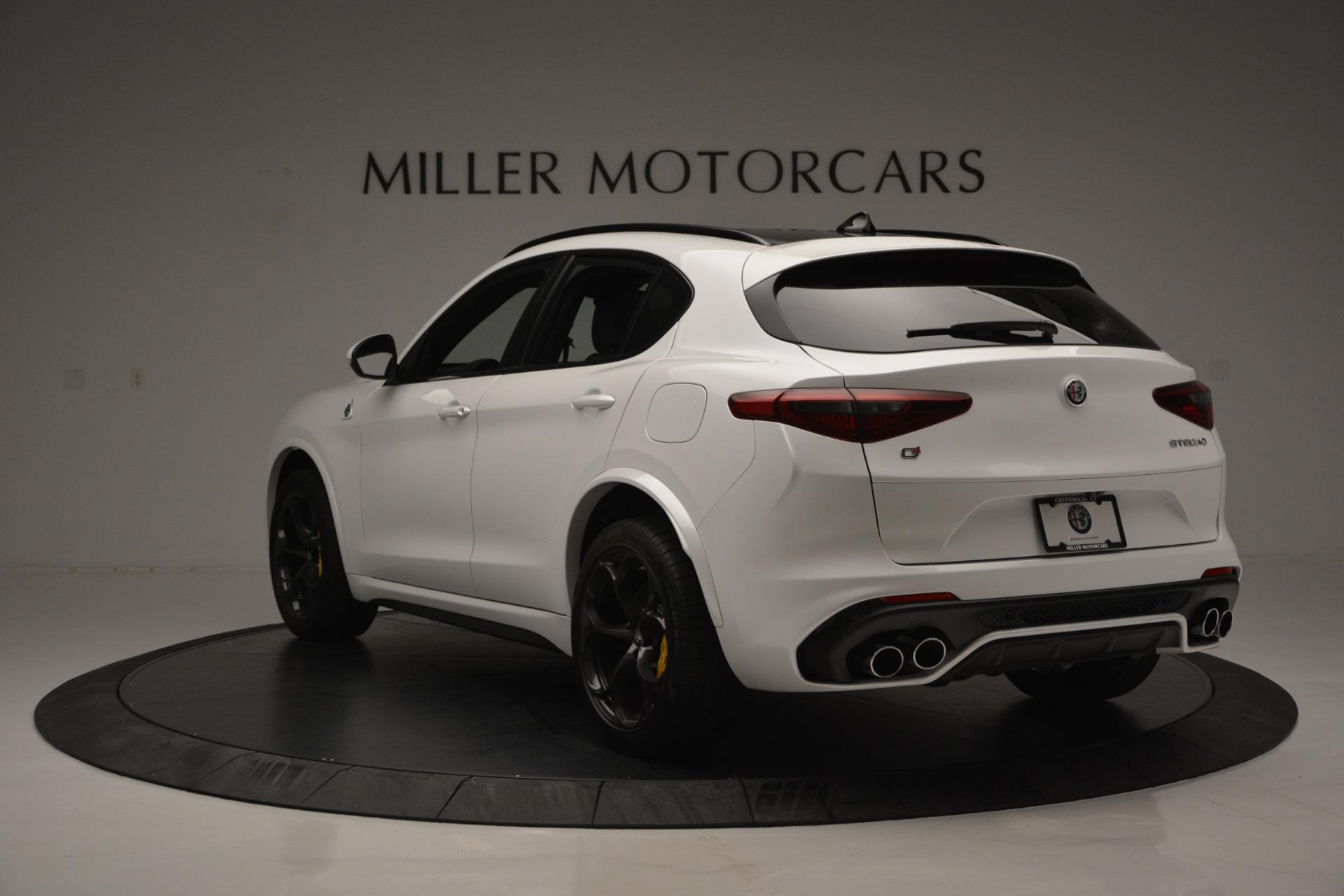 New 2018 Alfa Romeo Stelvio Quadrifoglio Quadrifoglio