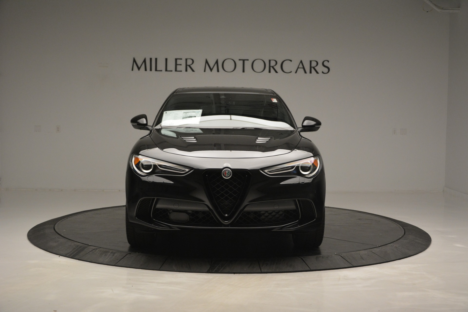 New 2018 Alfa Romeo Stelvio Quadrifoglio