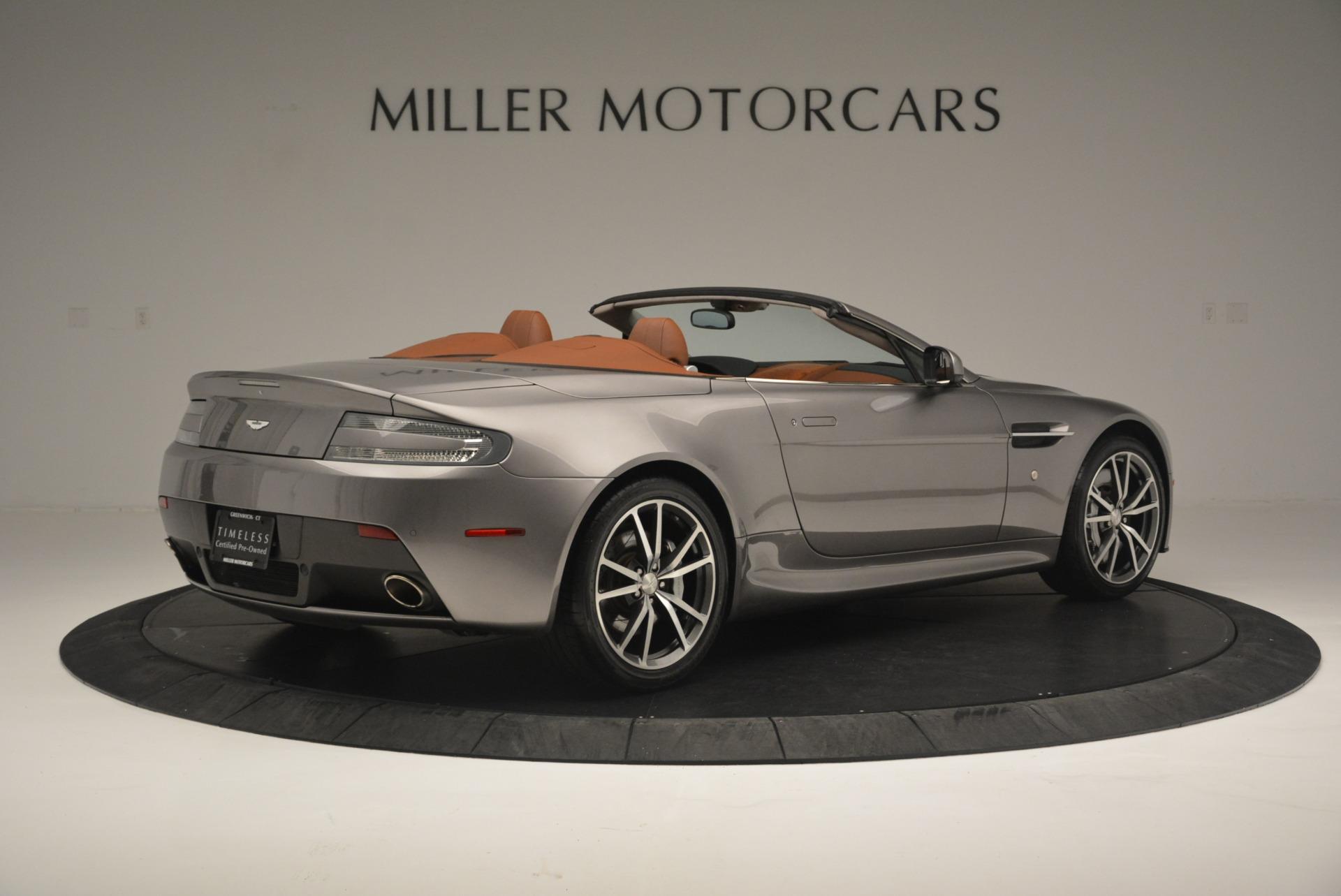 Used 2015 Aston Martin V8 Vantage Roadster