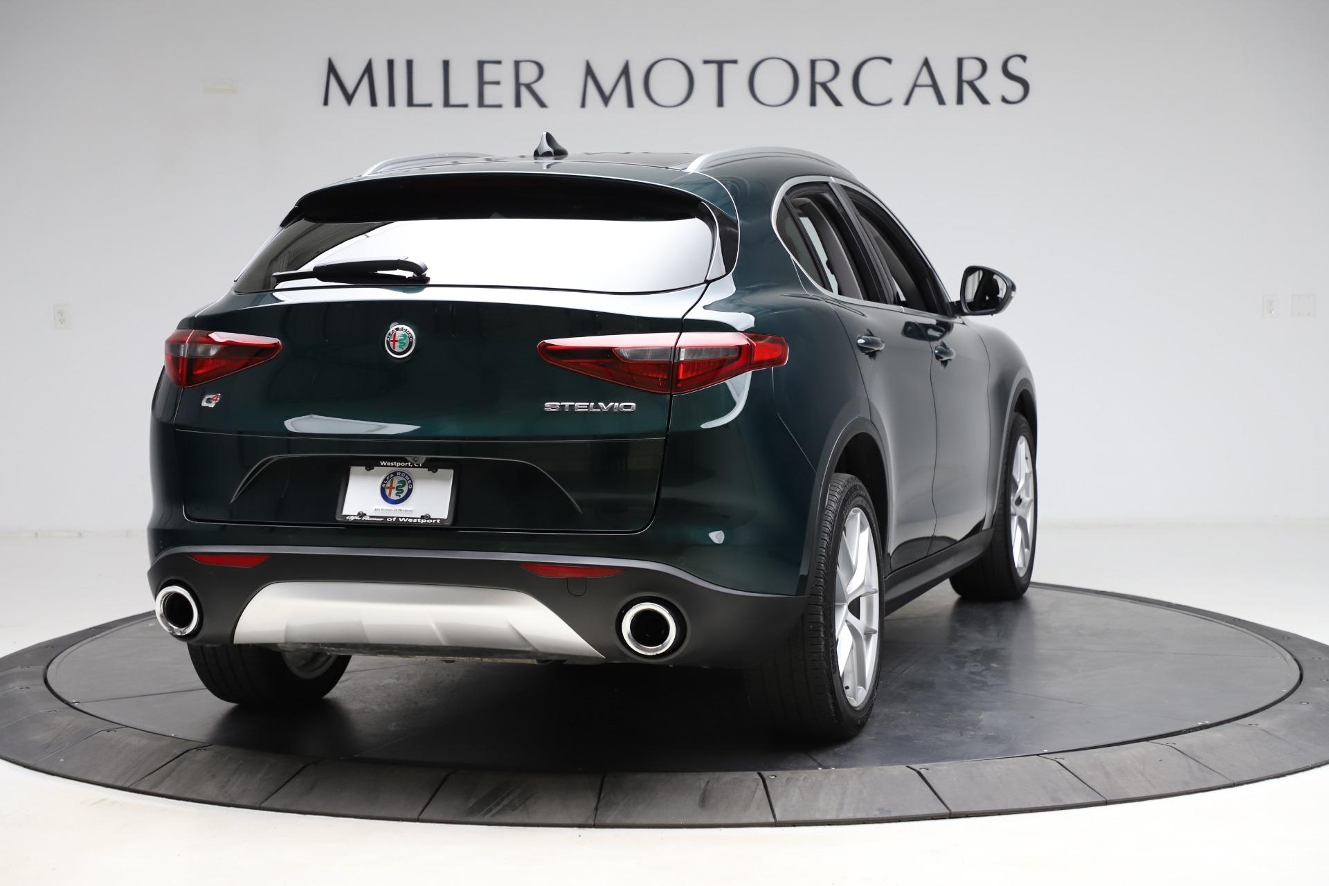 Used 2018 Alfa Romeo Stelvio Ti Q4