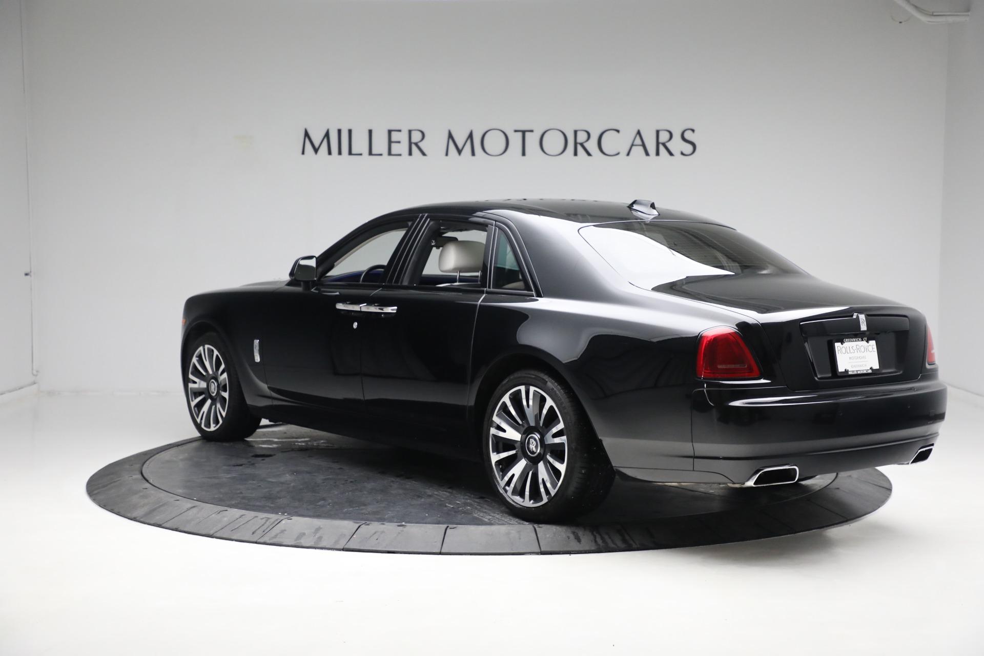 New 2019 Rolls Royce Ghost