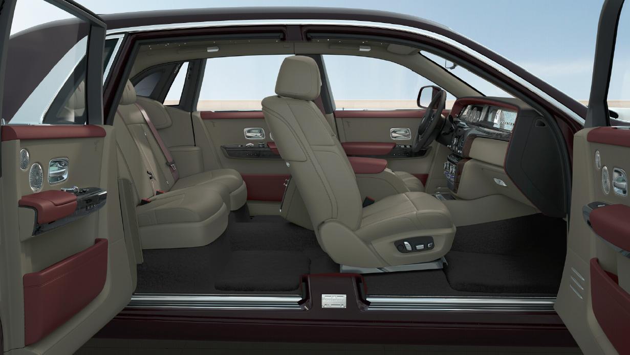 New 2018 Rolls Royce Phantom