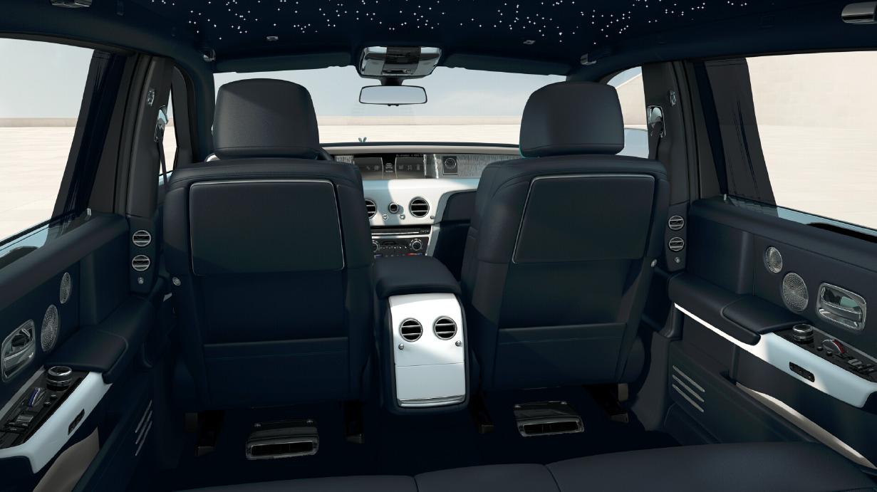 New 2018 Rolls Royce Phantom EWB