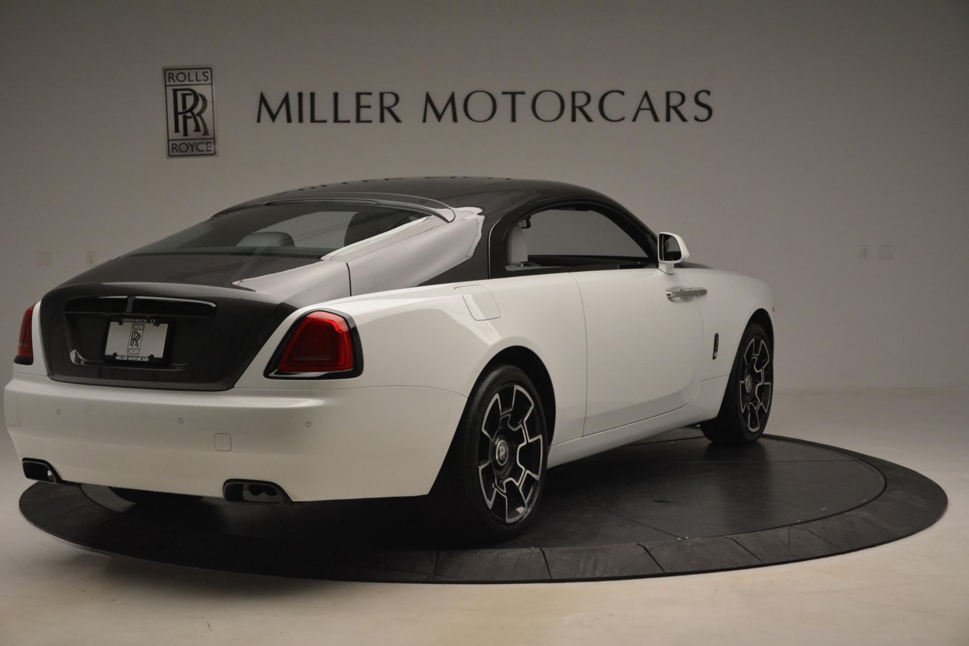Used 2018 Rolls Royce Wraith Black Badge Nebula Collection