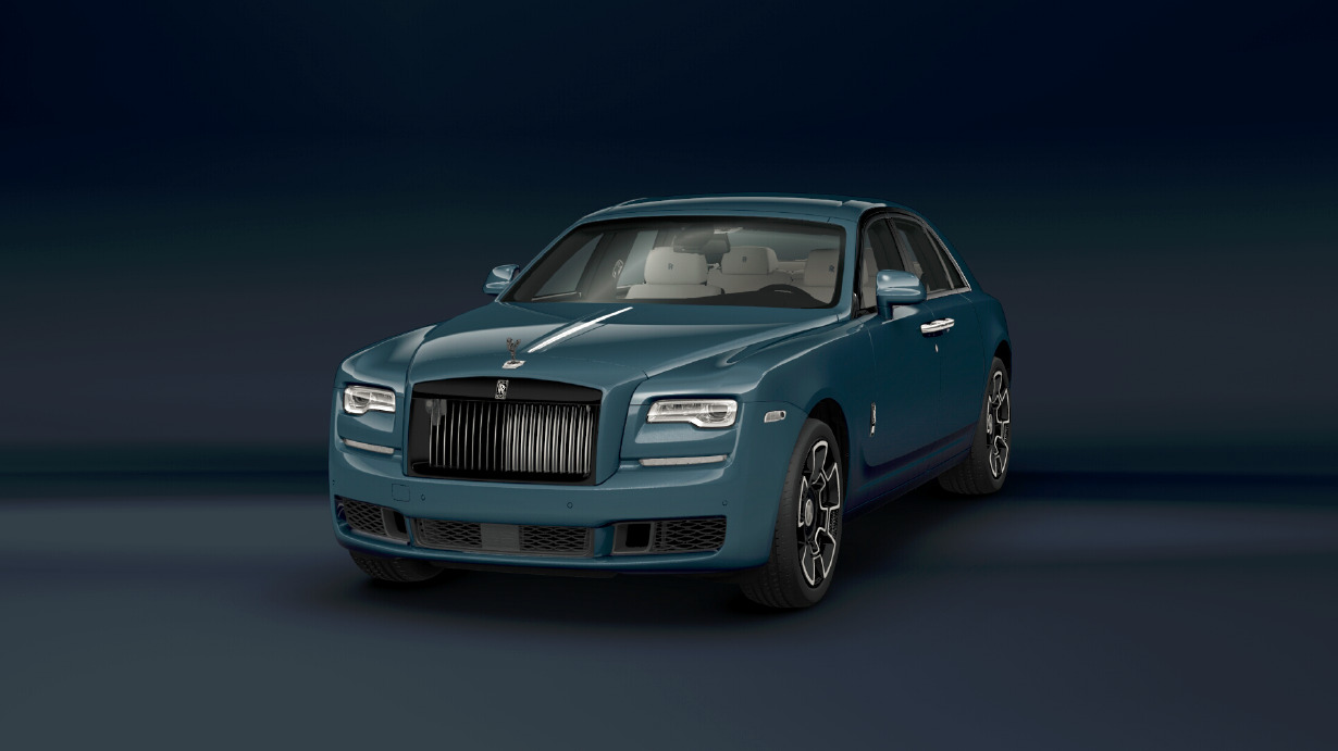 New 2018 Rolls Royce Ghost
