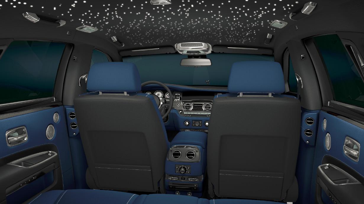 New 2018 Rolls Royce Ghost Black Badge