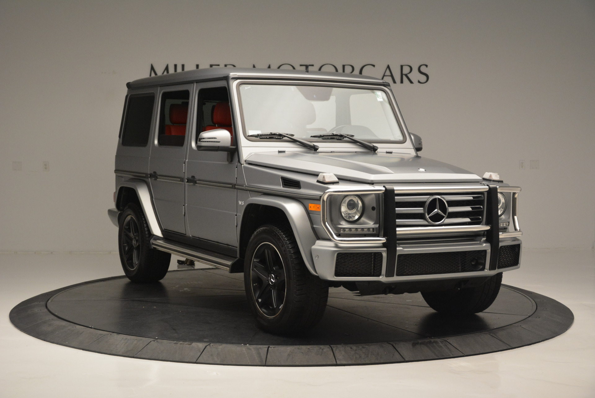 Used 2016 Mercedes Benz G Class G 550
