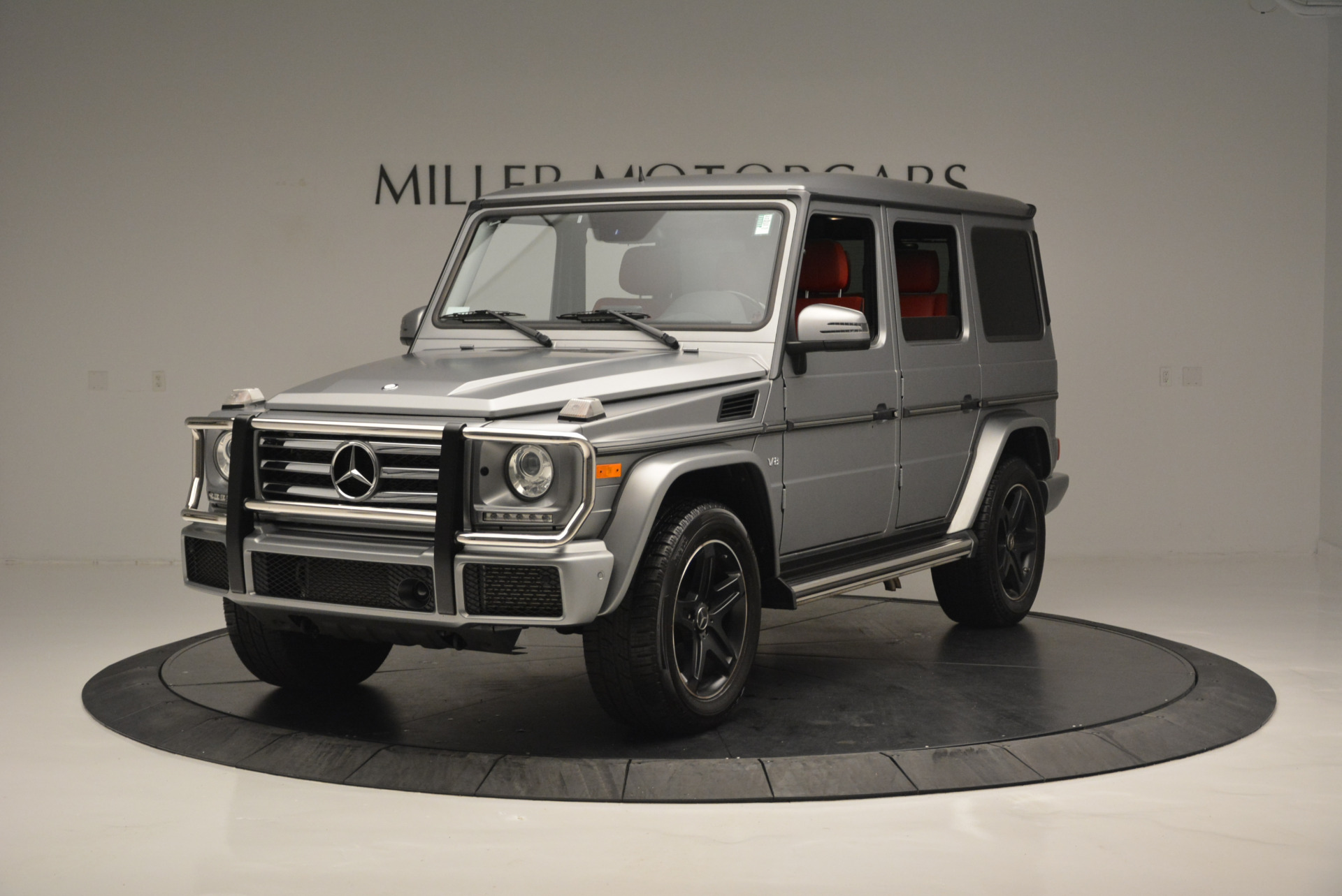 Used 2016 Mercedes-Benz G-Class G 550   Greenwich, CT