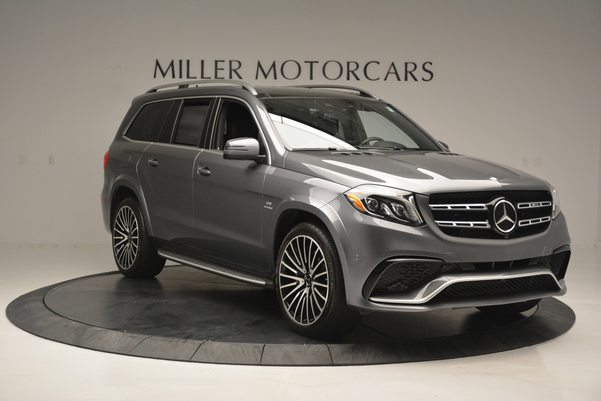 Used 2017 Mercedes Benz GLS AMG GLS 63