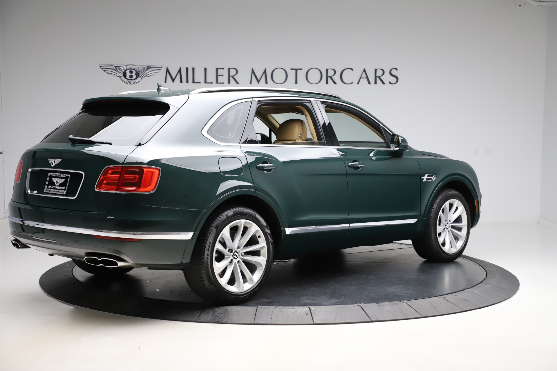 Used 2019 Bentley Bentayga V8