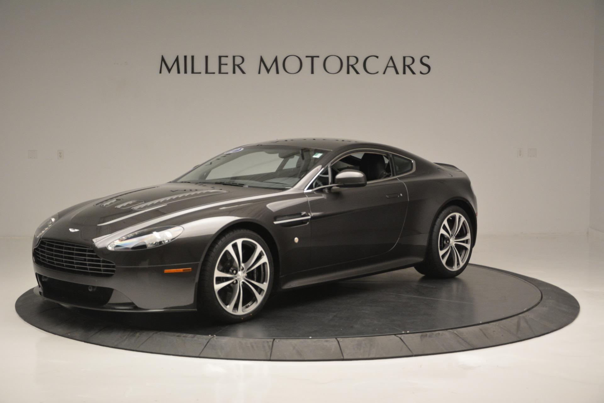Used 2012 Aston Martin V12 Vantage Coupe | Greenwich, CT