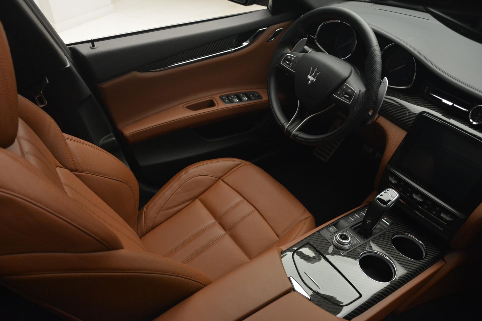 New 2019 Maserati Quattroporte S Q4 GranSport