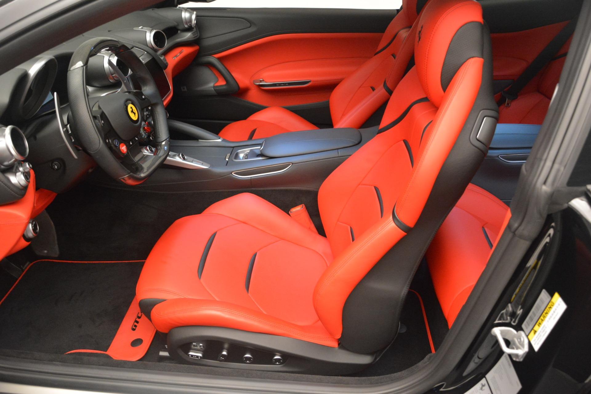 Used 2018 Ferrari GTC4LussoT V8