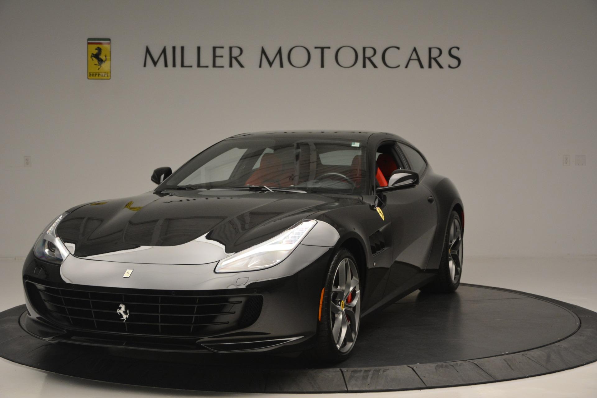 Used 2018 Ferrari GTC4Lusso T    Greenwich, CT