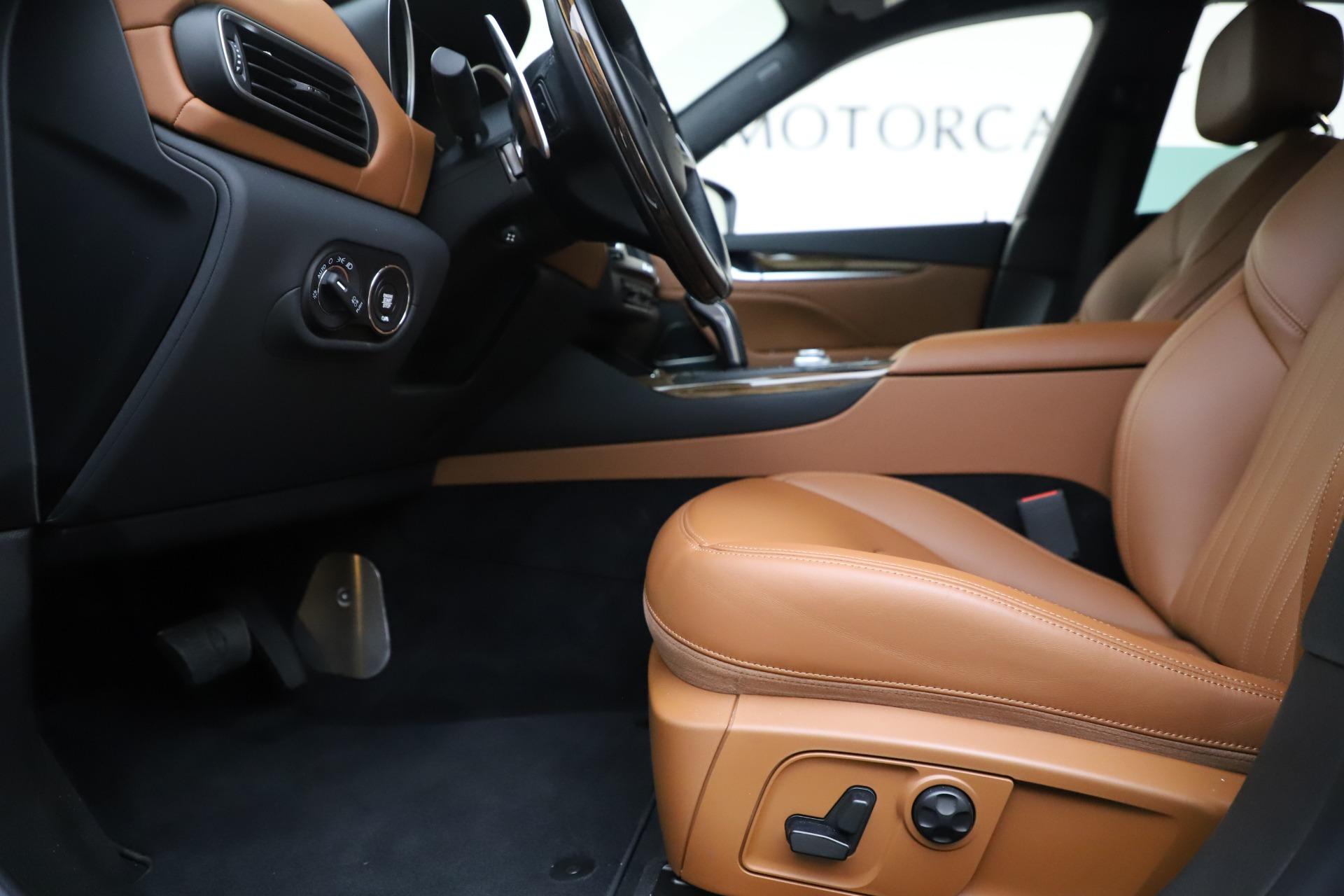 Used 2019 Maserati Levante Q4 GranLusso