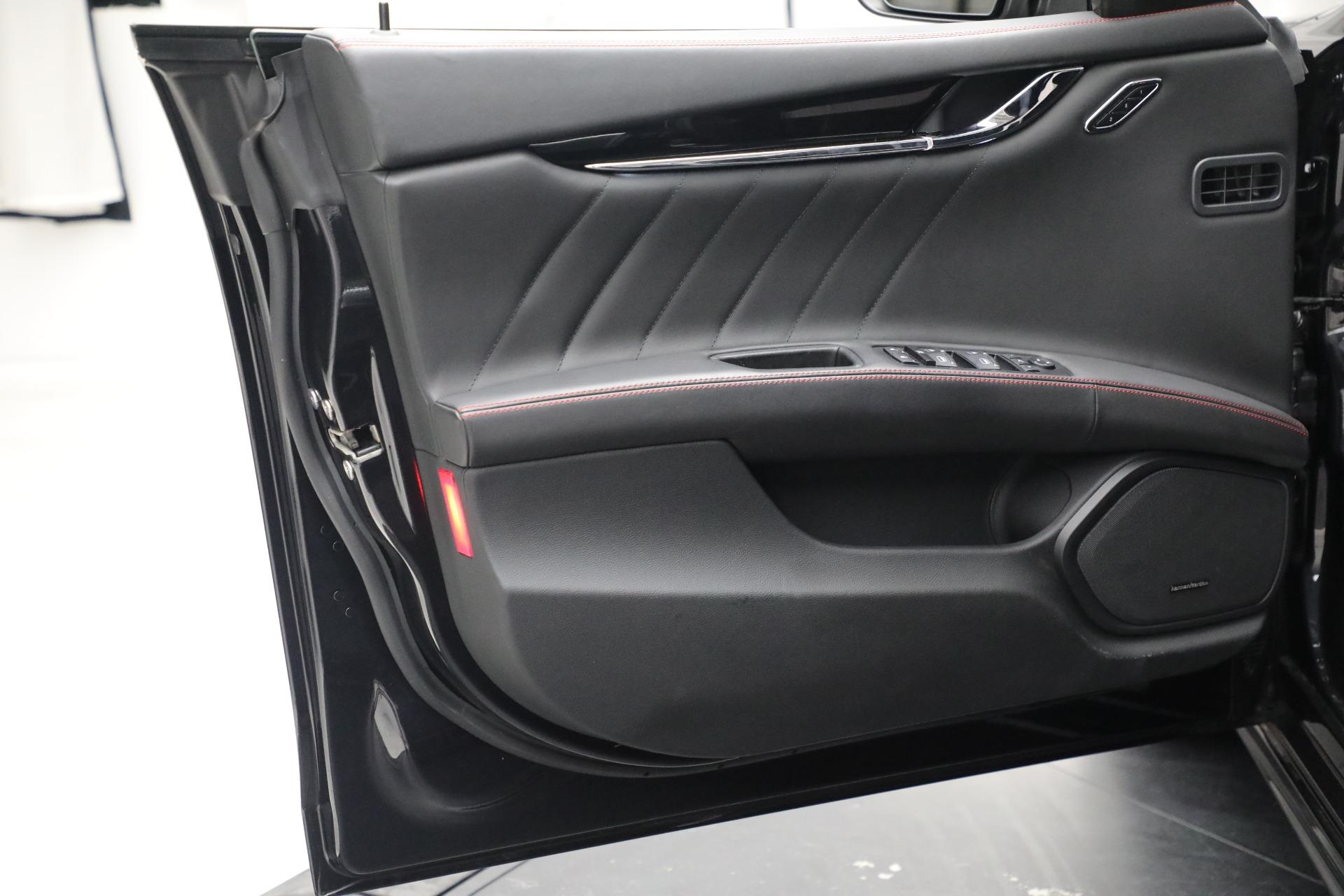 New 2019 Maserati Quattroporte S Q4 GranLusso