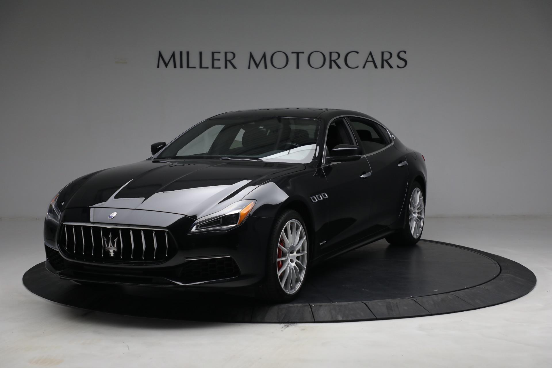Used 2019 Maserati Quattroporte S Q4 GranLusso   Greenwich, CT