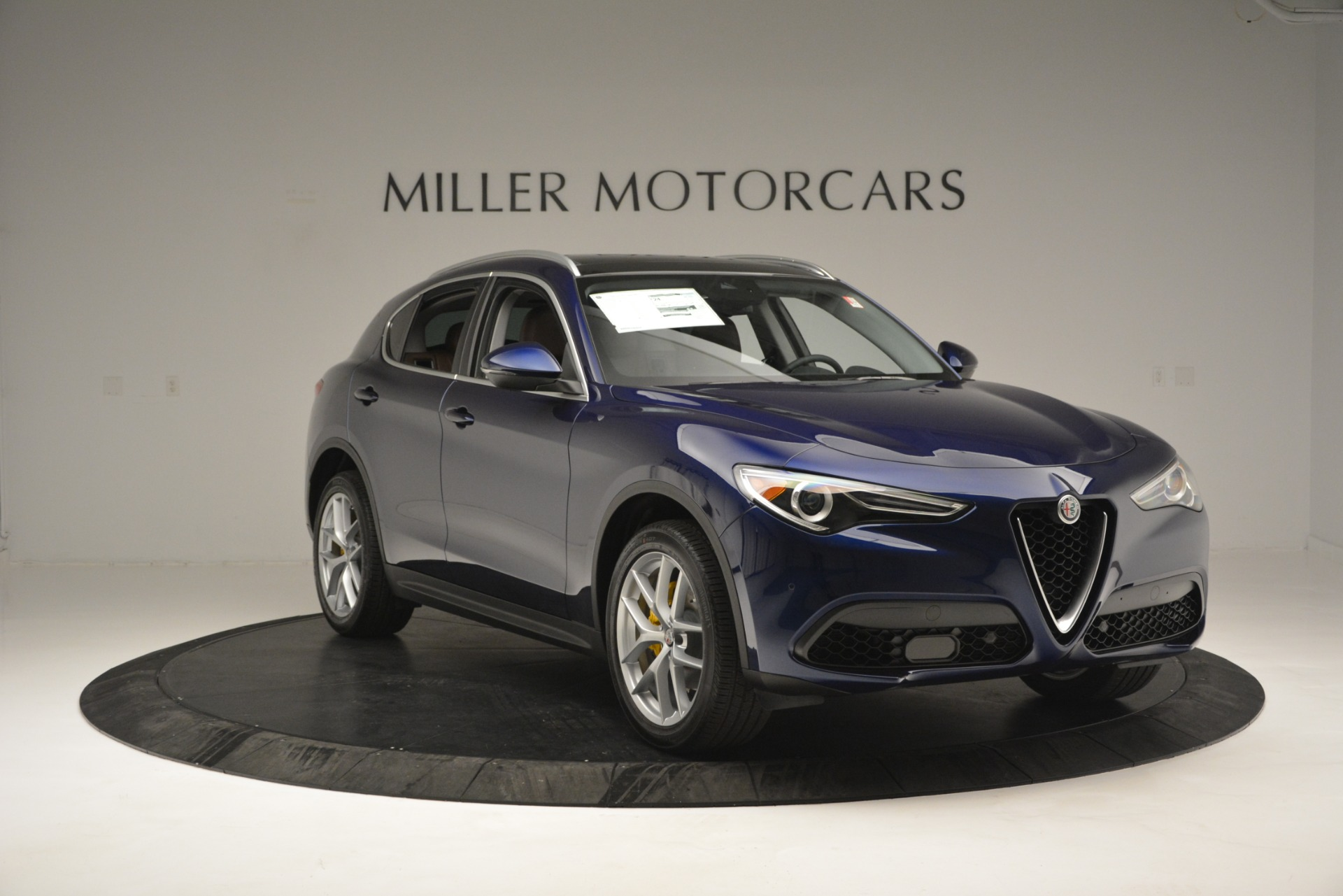 New 2018 Alfa Romeo Stelvio Ti Lusso Q4