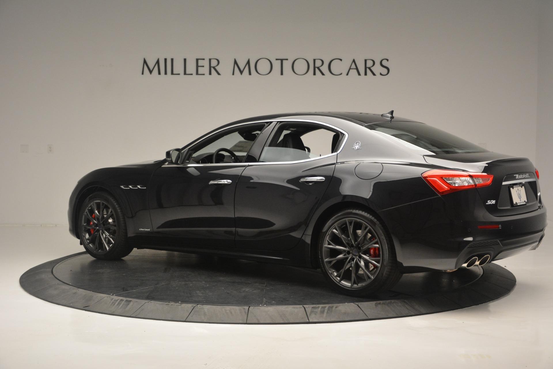 New 2019 Maserati Ghibli S Q4 GranSport