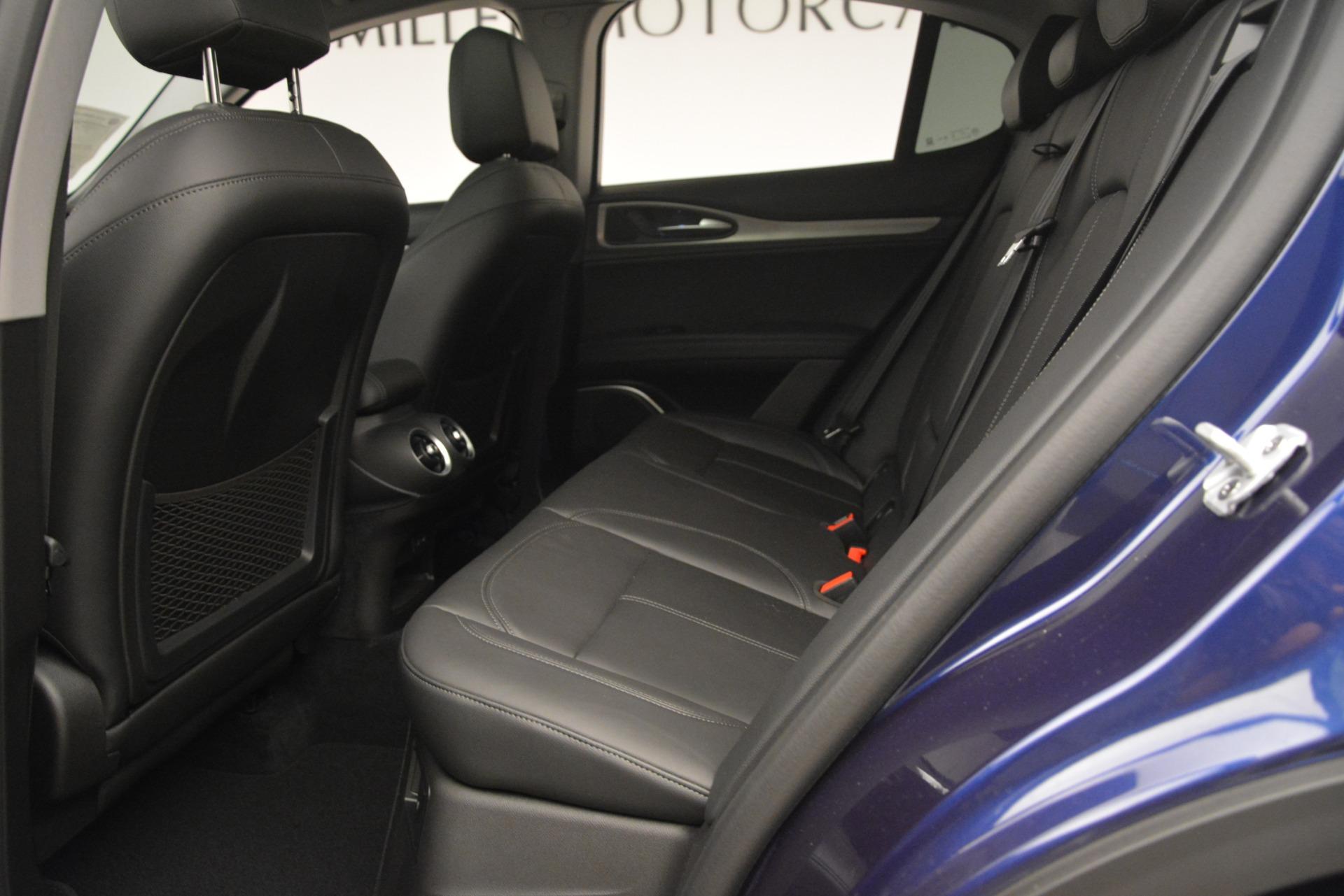 New 2019 Alfa Romeo Stelvio SPORT AWD