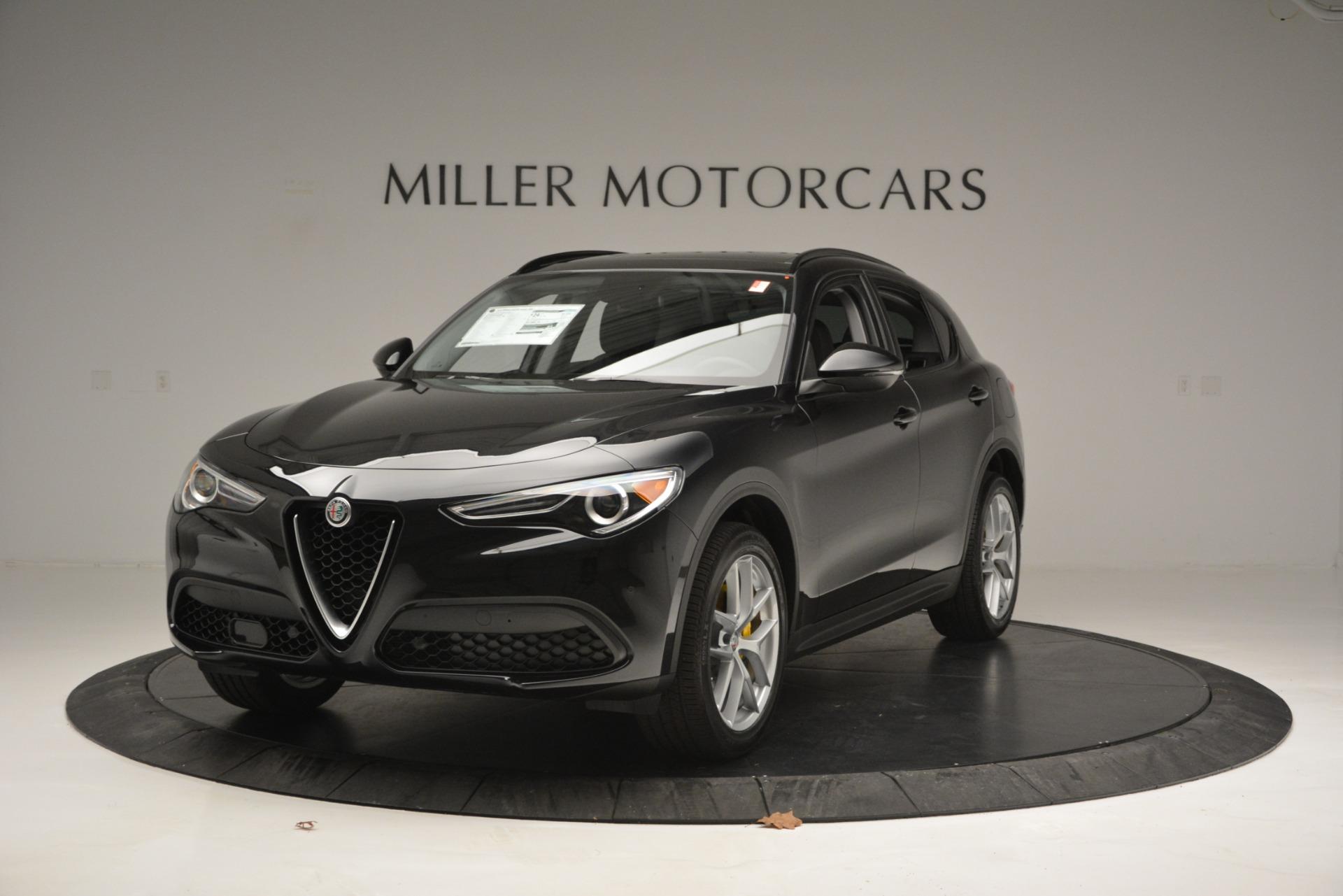 New 2019 Alfa Romeo Stelvio Q4   Greenwich, CT