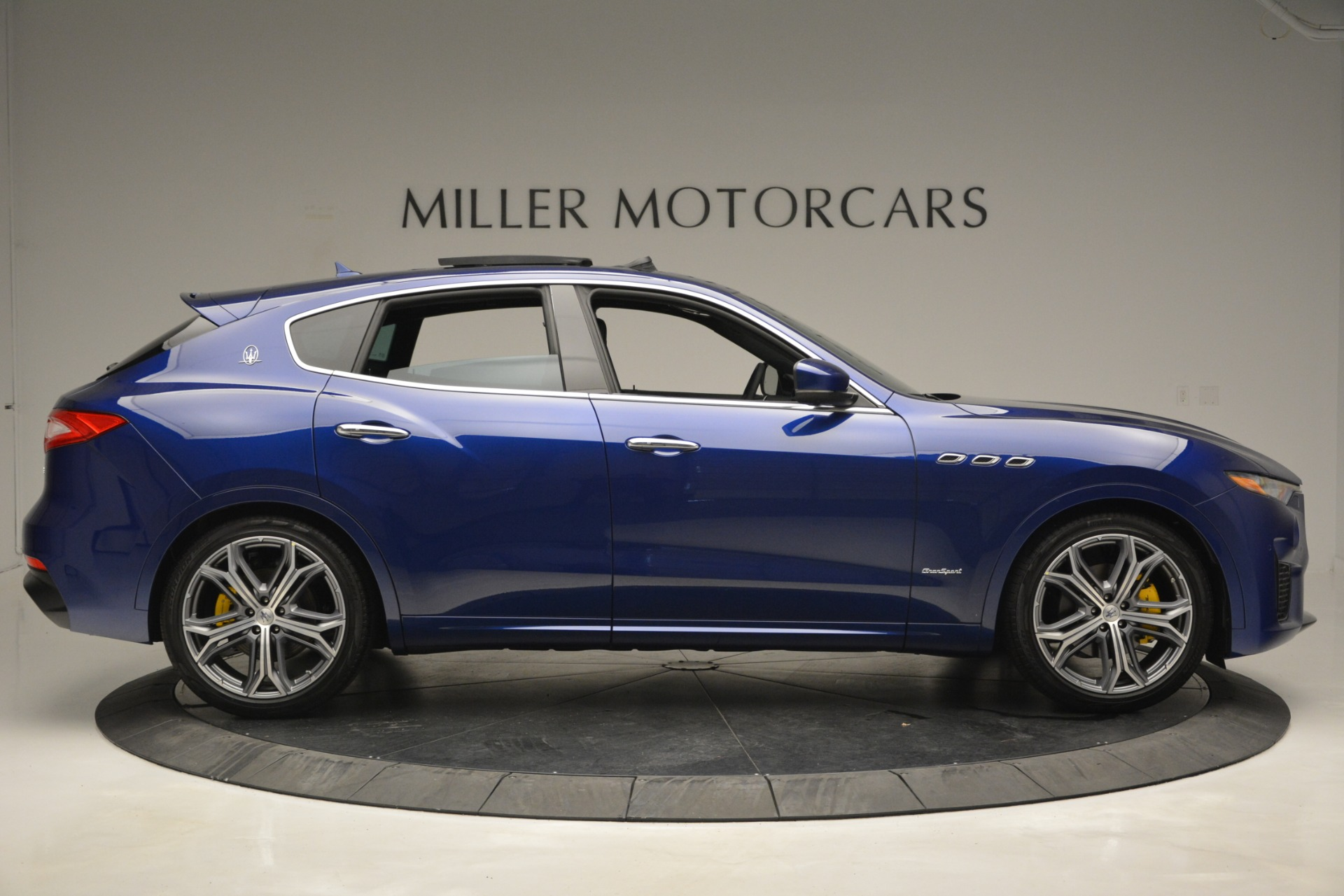New 2019 Maserati Levante Q4 GranSport