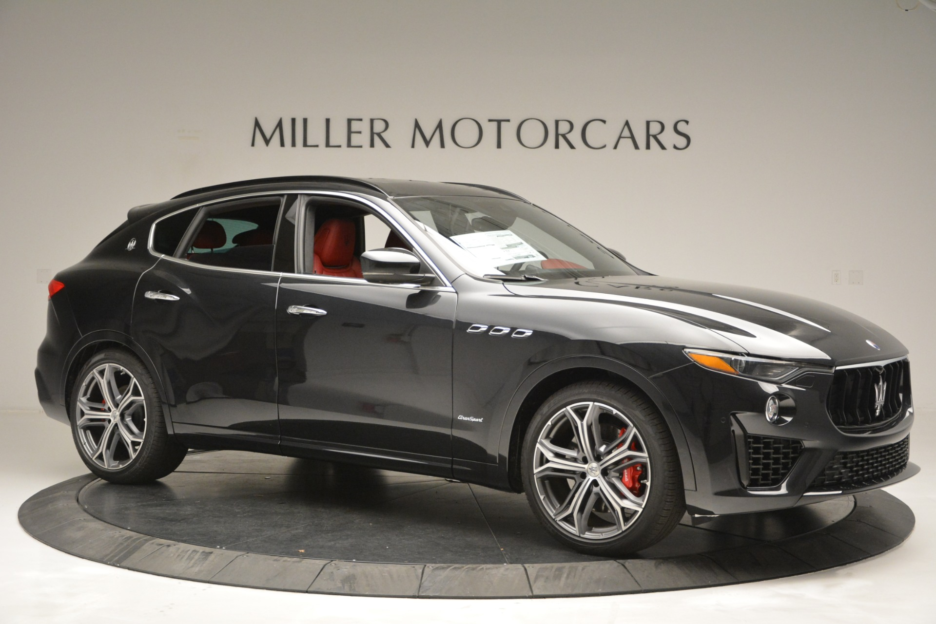 New 2019 Maserati Levante S Q4 GranSport