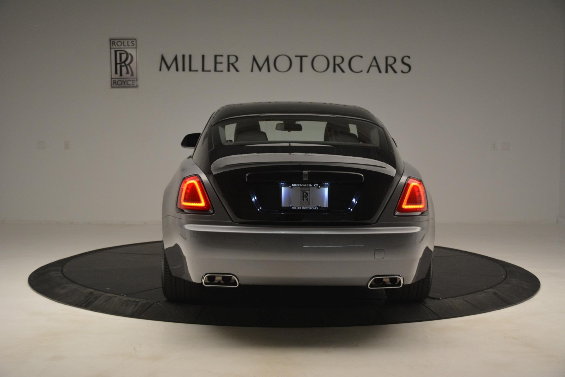 Used 2019 Rolls Royce Wraith