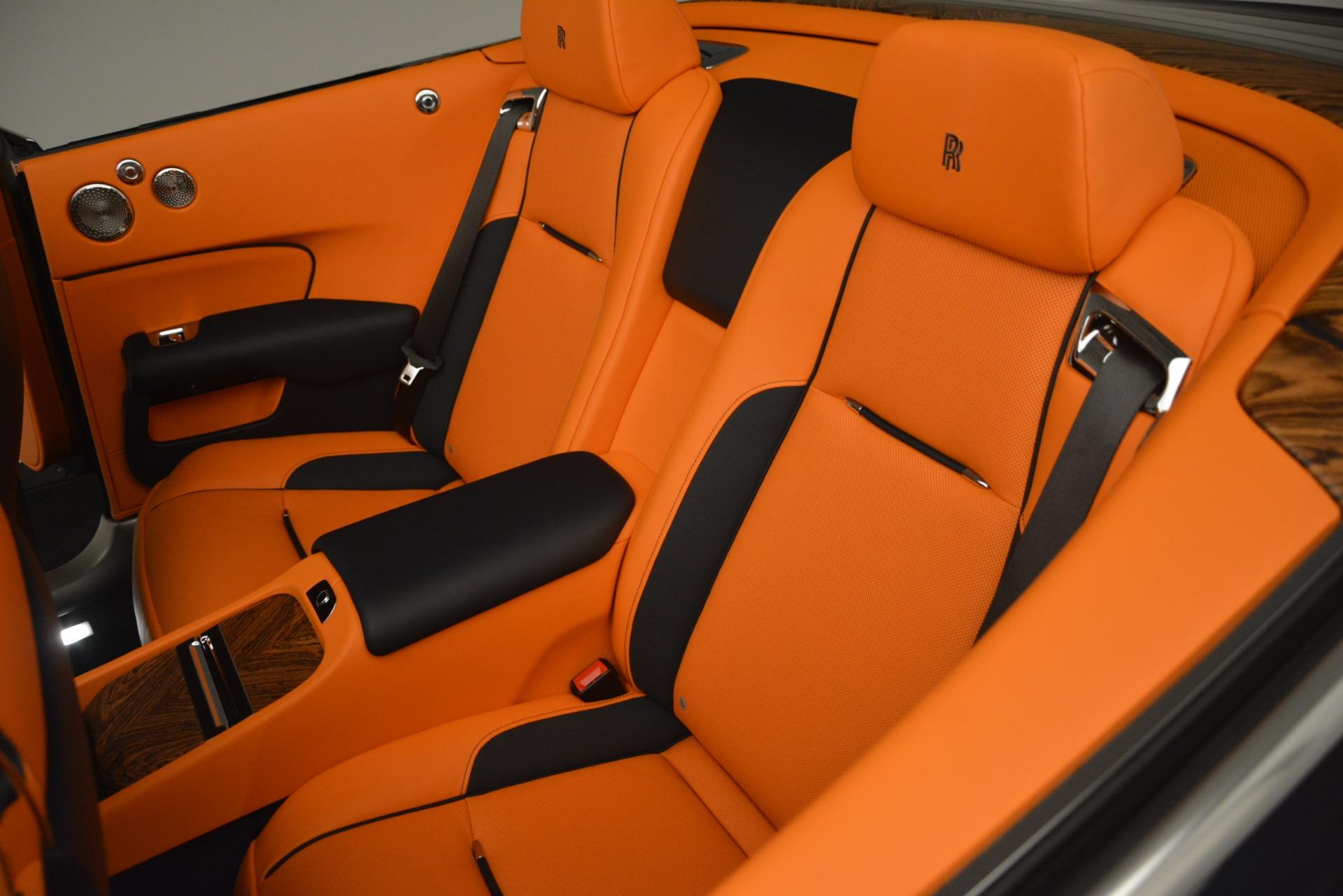 New 2019 Rolls Royce Dawn