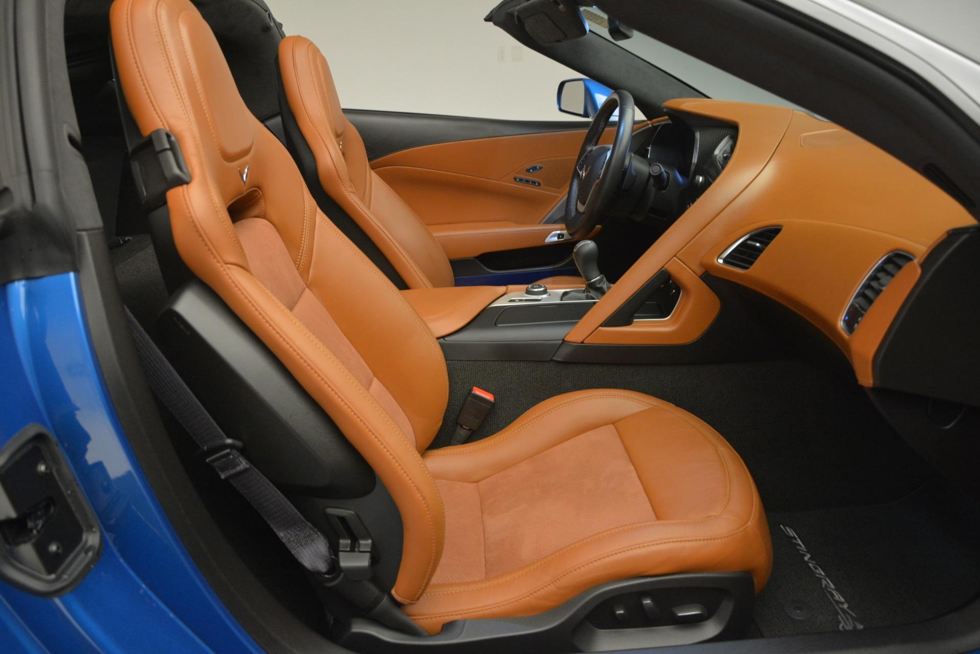Used 2014 Chevrolet Corvette Stingray Z51