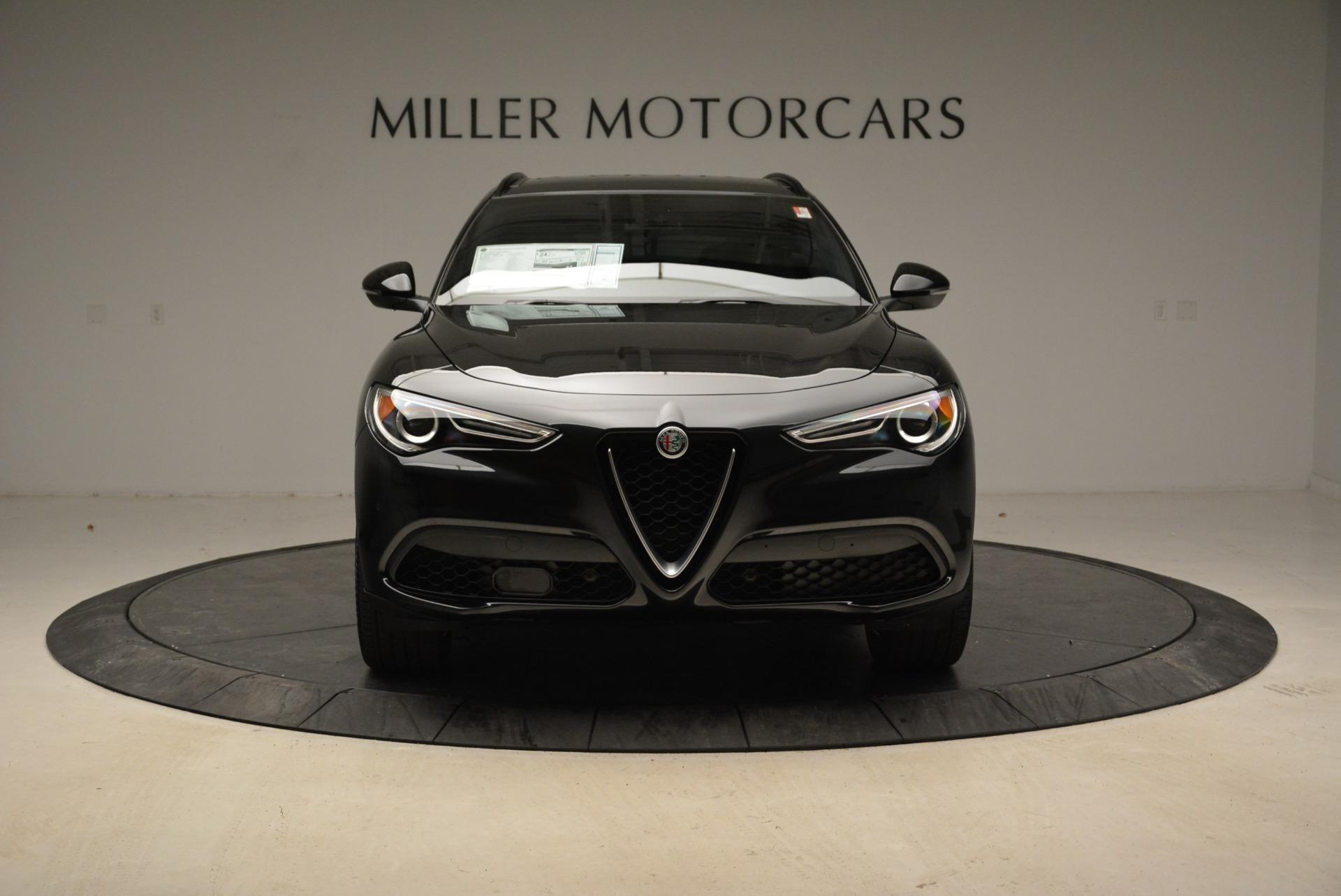 New 2019 Alfa Romeo Stelvio Sport Q4