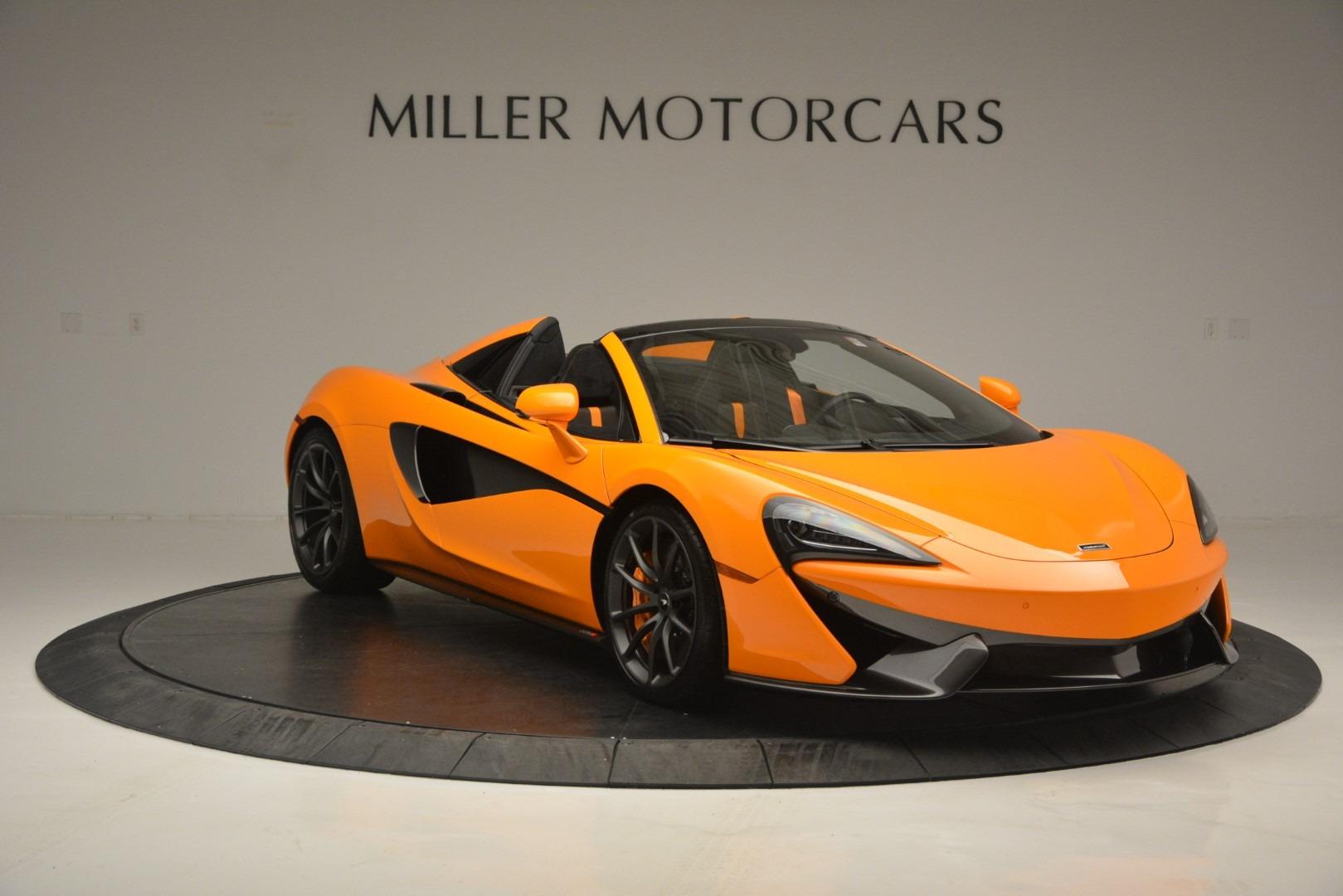 New 2019 McLaren 570S Convertible