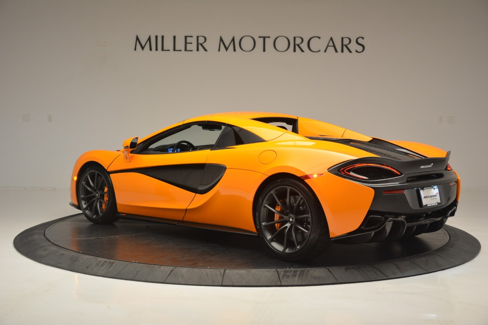 Used 2019 McLaren 570S SPIDER Convertible
