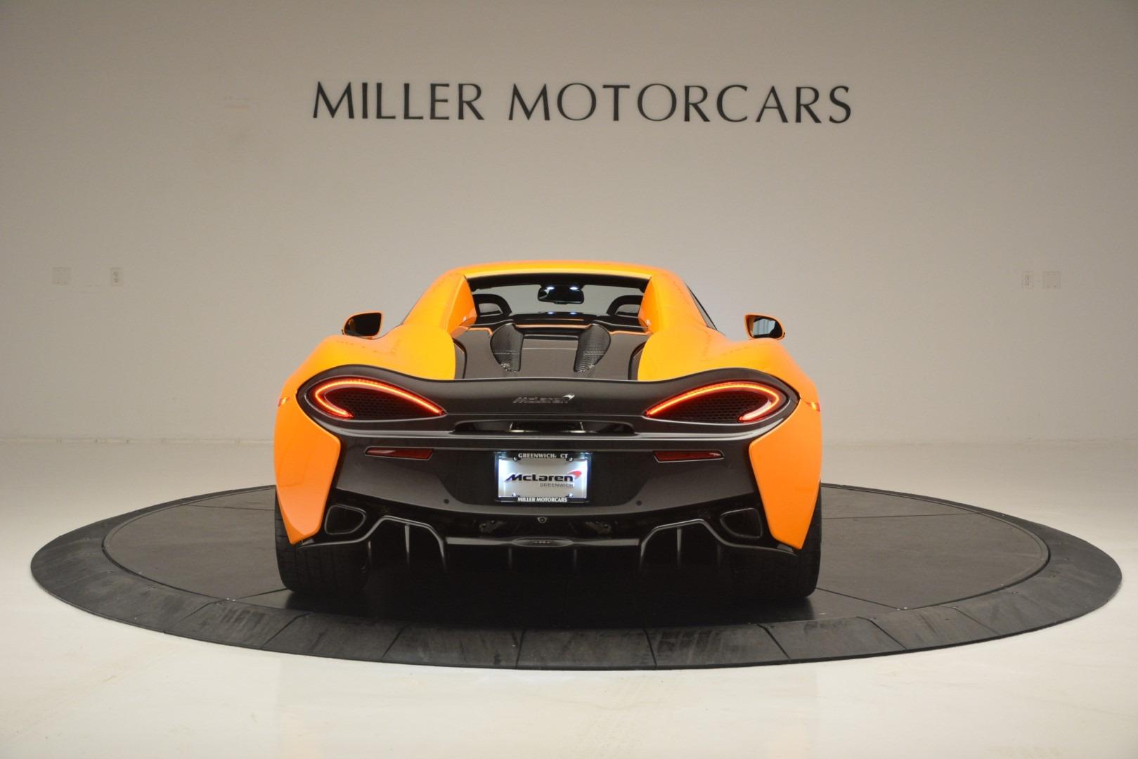 Used 2019 McLaren 570S Spider