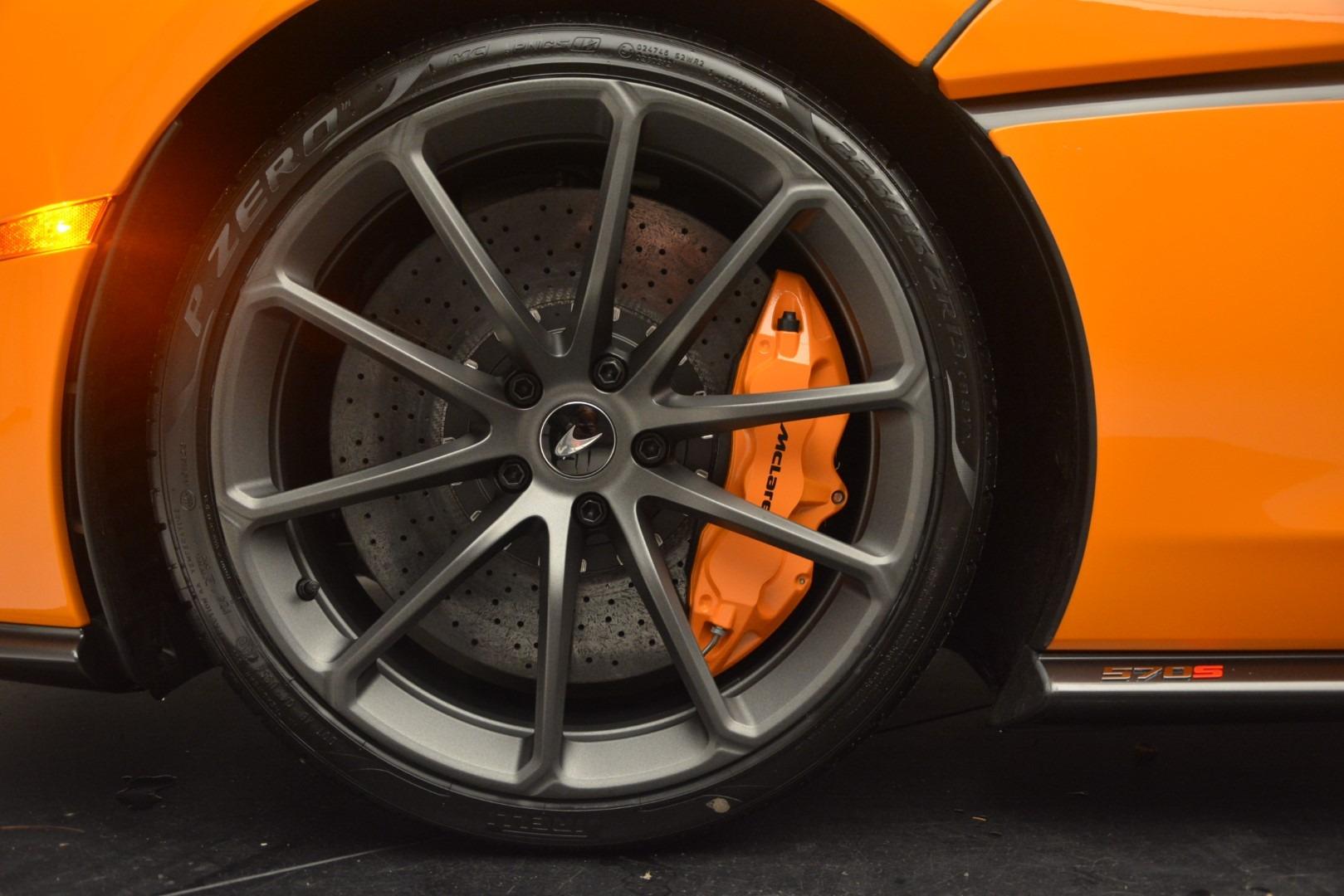 New 2019 McLaren 570S SPIDER Convertible